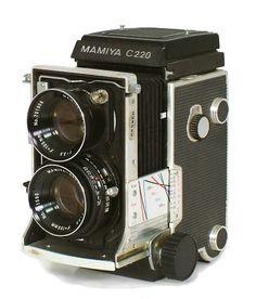 mamiya c220, my dad's