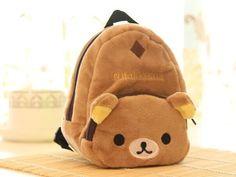 Rilakkuma Plush Backpack