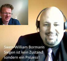 Swen-William Bormann – Siegen ist kein Zustand sondern ein Prozess!