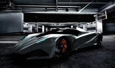 The Lamborghini! Ferruccio concept!