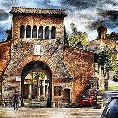 Photo from the Instacanvas gallery for ilaria_agostini. Abbazia delle Tre Fontane, Rome
