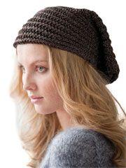 Penelope Hat Knit Pattern from www.AnniesCatalog.com. Shop all knit hats: http://www.anniescatalog.com/knit/list.html?mode=list&offset=0&limit=51&cat_id=1004&filter_id=2