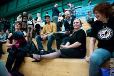 Copenhagen Roller Derby – Rollin Heartbreakers vs. Team Europe - a team of great derby players hand picked for this bout! #rollerderby © 2014 Peter Troest. All rights reserved.