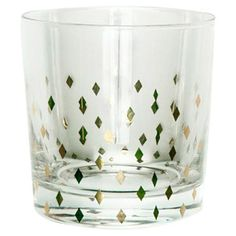 Found it at AllModern - Diamond Old Fashioned Glass in Gold (Set of 4)http://www.allmodern.com/deals-and-design-ideas/p/Toast-the-Host%3A-Gift-List-Diamond-Old-Fashioned-Glass-in-Gold~ACPB1021~E16287.html?refid=SBP.rBAZEVMpqXEpnmoKBbnOAjrMb6nWnEn8g-wT59_KBnY