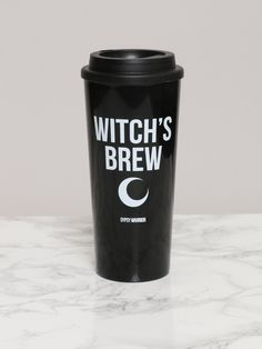 Witch's Brew Travel Mug | NYLON SHOP