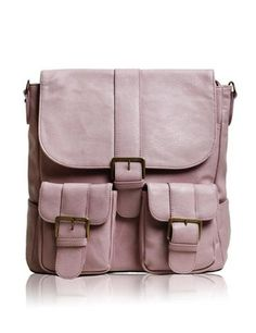 Epiphanie Blush Brooklyn camera backpack