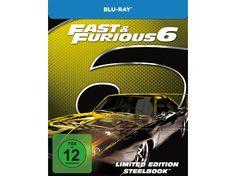Fast & Furious 6 - MM/Saturn exklusiv (Steelbook)