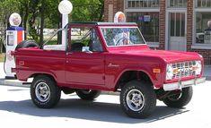 1973 Ford Bronco LUBR