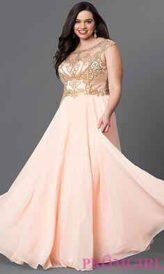 124 best Plus Size Prom Dresses images on Pinterest