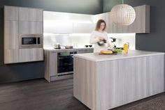 Keittiöt | TaloTalo | Rakentaminen | Remontointi | Sisustaminen | Suunnittelu | Saneeraus #keittiö #kelo #harmaa #kitchen #gray #talotalo