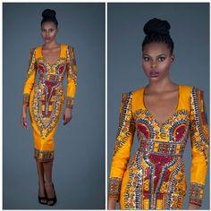 Luxury African clothing label PISTIS