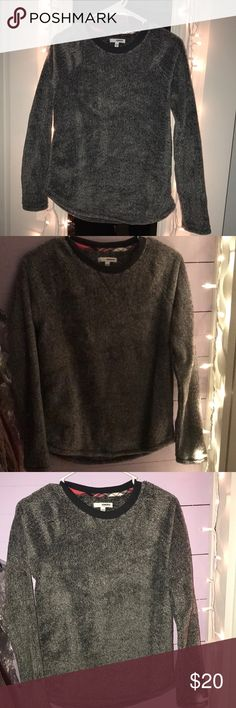 super fuzzy sweater never worn perfect condition Sonoma Sweaters