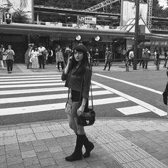 "16.8k Likes, 173 Comments - Nabilah Ratna Ayu (@jkt48nabilahayu) on Instagram: "". . . #harajuku#streetphotography#bnwlife#bnwsociety#bnwmood#harajukustreet"""