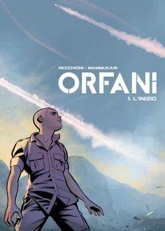 Orfani, la nuova serie di fantascienza a fumetti da Bao Publishing [Anteprima] - MagaziNet | magazinet