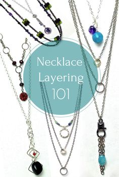 Tips and inspiration on how to layer necklaces