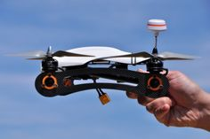 Anakin Skyhero, it's a racing drone that goes really fast....