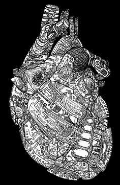 Corazon tatuaje