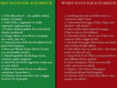 what #foods to avoid for #acidreflux