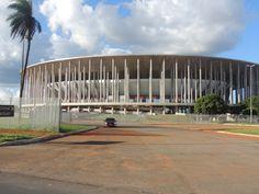 Estádio Nacional Mané Garrincha - Brasília