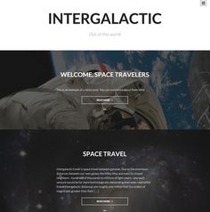 100 Best Free WordPress Themes – Responsive, Huge Images, Flat Style, and More... #WordPress #RWD #freebies