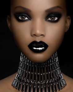 Beautiful+Black+Art | tagged # beautiful # black # woman art respect struggle