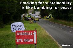 #fracking