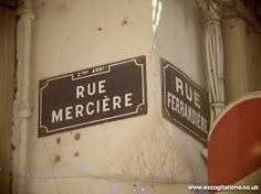 Travel With MWT The Wolf: World Famous Streets Rue Mercière Strasbourg Franc...