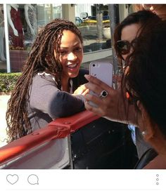 how did megan good get her faux locs to look like this? Girls Natural Hairstyles, Wig Hairstyles, Natural Hair Styles, Short Hair Styles, Braid Styles, Natural Girls, Protective Hairstyles, Hairdos, Natural Beauty