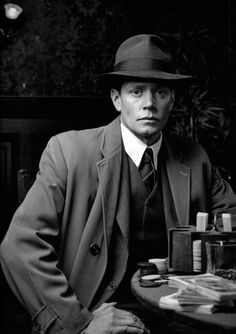 Detective Jack Robinson from the Miss Fisher's Murder Mysteries.