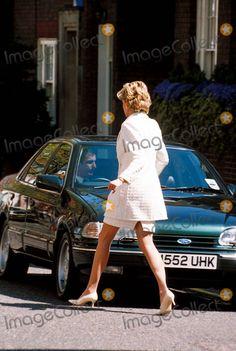 Princess Diana Mayfair Home Photo:dave Chancellor-alpha-Globe Photos Inc 1996 Princessdianaretro