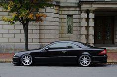 Mercedes Benz CL500 W215