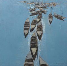 Alex Nwokolo (Nigerian, born 1963) Harbour
