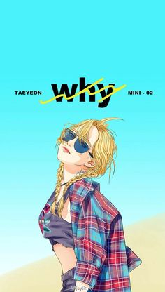 Taeyeon - 2nd Mini 'WHY' iPhone wallpaper