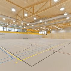 yellow systems yellow space - Sportcentrum Nieuw Zuilen by Koppert + Koenis Architects