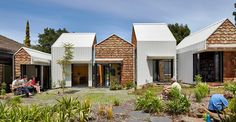 World Architecture Festival 2015 shortlist - Tower House by Andrew Maynard Architects. Architecture Awards, Residential Architecture, Architecture Design, Habitat Collectif, Fachada Colonial, Types Of Siding, Casa Patio, Melbourne House, Tower House