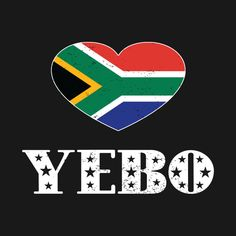 Check out this awesome 'South+African+Flag+Yebo+Zulu+Saying+Yes' design on @TeePublic!