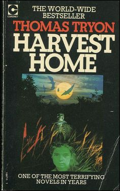 """""""You can't negate the ingrained imagination of a whole culture.""""  ― Thomas Tryon, Harvest Home: A Novel"""