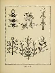 Image result for vintage elizabethan blackwork
