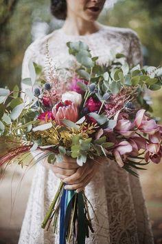 Say Cute Photography - dramatic European fine art� Boho Wedding, Floral Wedding, Fall Wedding, Wedding Colors, Dream Wedding, Exotic Wedding, Bride Bouquets, Floral Bouquets, Bouquet Wedding