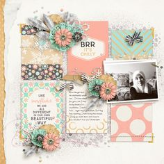 A Snowflake Dream Bundle by Tickled Pink Studio http://bit.ly/tps-snowflakedreams.