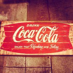 Cola Sign