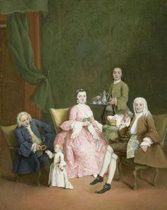 Resultado de imagen de portraits of venetians XVIII CENTURY