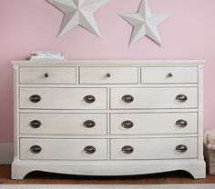 Remy Extra Wide Dresser | Pottery Barn Kids