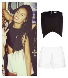 """""""Leigh-Anne Pinnock exact #30"""" by ilikewarmhugsolaf ❤ liked on Polyvore featuring River Island, Rare London, women's clothing, women, female, woman, misses and juniors"""