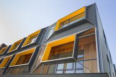 Marginal Street Lofts, Boston, MA, USA / Merge Architects Inc © John Horner Photography