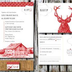 Elk invitation