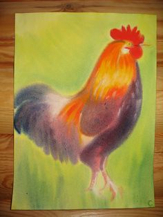 March ~ Spring Painting ~ use our farm animals as inspiration
