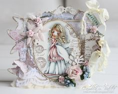 Cards by Camilla: DT Maja Design ~ August Mood board ♥
