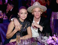 break up - celebs - Gigi Hadid en Cody Simpson