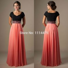 cute modest prom dresses 2015 - Google Search